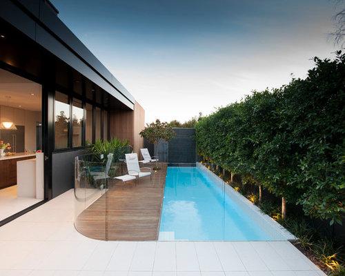 Fotos de piscinas dise os de piscinas modernas peque as for Disenos de albercas pequenas