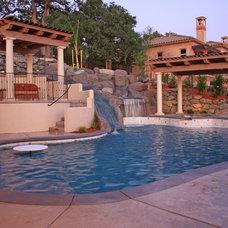 Pool by Landmark Builders