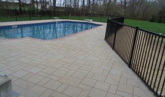 Landscape, Hardscape, Pool Patio