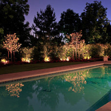 Traditional Pool by Rue Group, Inc. / Kathryn Rue, Landscape Architect