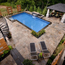 Transitional Pool by McNeill Photography
