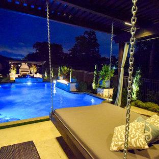 Lantana Luxury Geometric Pool