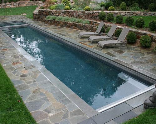 grey liner swimming pool houzz