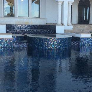 Large All Tile Pool