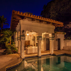 Mediterranean Pool by RRM Design Group