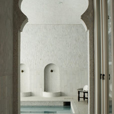 Mediterranean Pool by Aly Daly Design