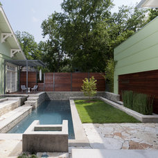 Contemporary Pool by Loop Design