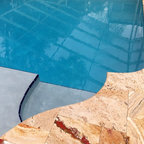 Spa Oasis Midcentury Pool San Francisco By Shades