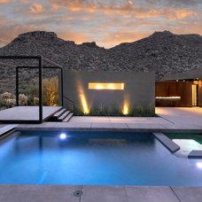 Modern Pool by Process Design Build, L.L.C.