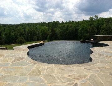 Liberty Hill Pool Surround