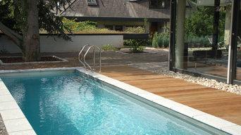 Living-Pool 2,8 x 10 m