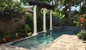 Livingston Pool, Pergola and Patio