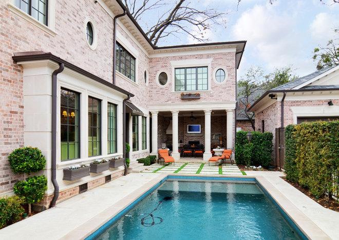 Traditional Pool by Wellborn Inc.