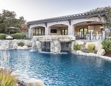 Los Altos Hills Estate Pool