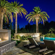 Contemporary Pool by Stotler Design Group