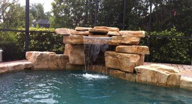 Cape coral fl pools spas for Pool design concepts sarasota