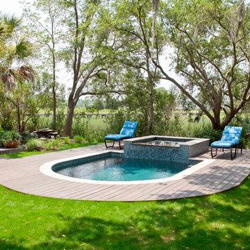 Lowcountry Swimming Pool Renovation