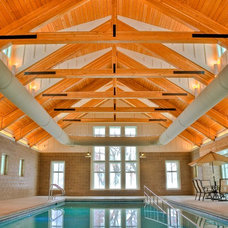 Contemporary Pool by Signature Pools Ltd.