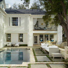 Traditional Pool by Root Design Company.com
