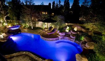 Luxury Custom Pool - Anaheim Hills, CA