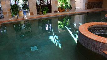 Luxury No Chlorine Swimming Pool