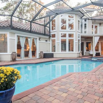 Luxury Ponte Vedra Pool Home