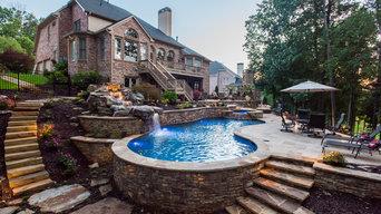 Luxury Pools by Georgia Classic Pool