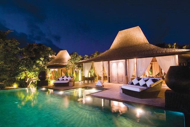 Asian Pool Luxury Villas Resorts in Uluwatu Bali