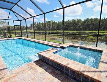 M/I Homes of Tampa: Trinity Preserve - Madison Genesis Model