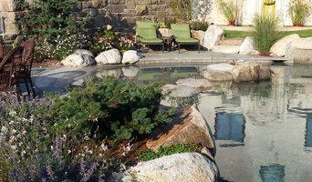 Magnolia  Oceanfront Lagoon Style Pool