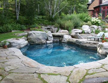 Maine Coast Stone