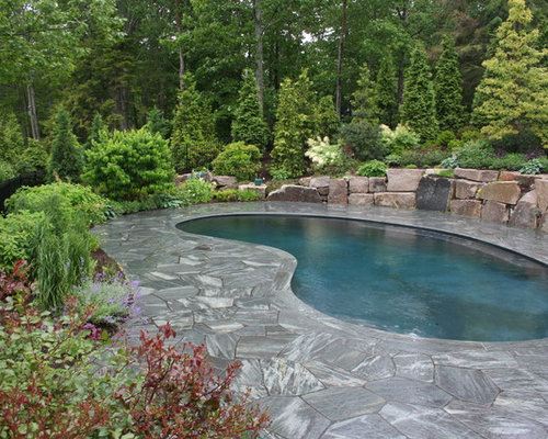 Pool Privacy Ideas landscaping ideas for privacy around pool: pool fencing for