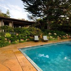Mediterranean Pool by Trillium Enterprises, INC.