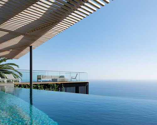 8,360 Infinity Pool Design Ideas & Remodel Pictures | Houzz