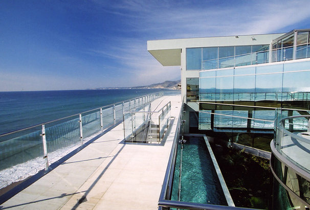 Modern Pool by Bradford Products