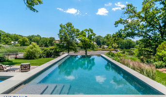 Mamaroneck High End, Gunite, Swimming Pool, Spa, Vanishing Edge