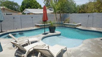Mandalia New Swimming Pool Project