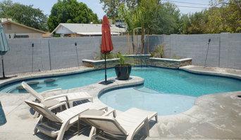 Best swimming pool builders in phoenix houzz - Swimming pool contractors phoenix az ...