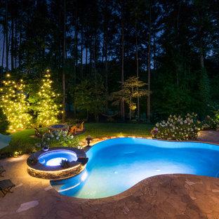 Marietta Country Club Backyard Oasis