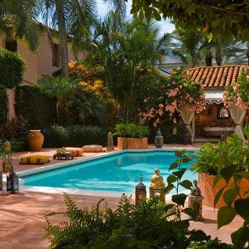 Marion Syms Wyeth Palm Beach Moroccan Estate