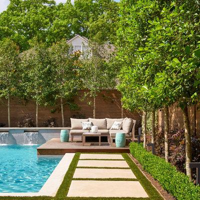 Pool photo in Dallas