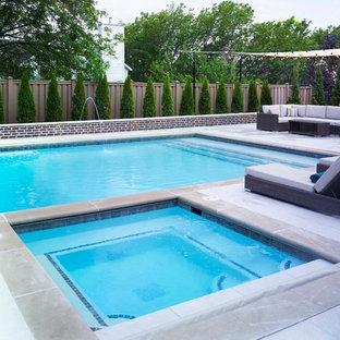 Pool - transitional pool idea in Salt Lake City