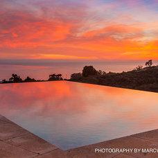 Mediterranean Pool by Tim Nelson | Willis Allen Real Estate