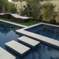 Asian Pool by Pools By Design