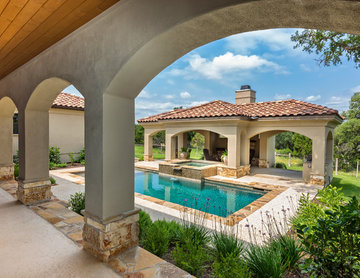 Mediterranean Home, Cordillera Ranch