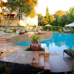 Red leaf developments inc roseville ca us 95661 for Pool design roseville ca