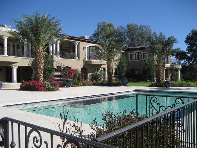 Mediterranean Pool by Carson Poetzl, Inc.