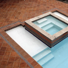 Mediterranean Pool by Clay Imports