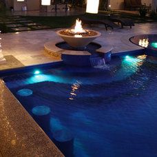 Pool by Green Scene Landscaping & Pools