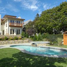 Mediterranean Pool by LoParco Associates, Inc.